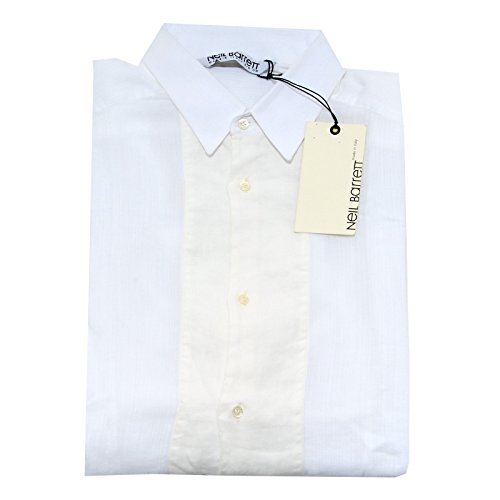 1680 Camicia Neil Barrett Uomo Shirt Men [L] - 1