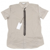 8535 camicia cravatta NEIL BARRETT camicie uomo shirt men [42] - 1