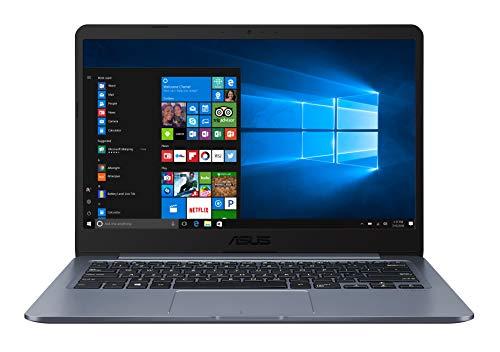 """ASUS LapTop R420MA-BV120TS, Notebook con Monitor 14"""" HD No Glare, Intel Celeron N4000, RAM 4 GB LPDDR4, 64 GB EMMC, Scheda Grafica Condivisa, Windows 10 Home S e Office Personal per 1 Anno - 1"""