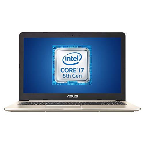 """ASUS Vivobook Pro N580GD-DM054T, Notebook con Monitor 15,6"""" FHD No Glare, Intel Core i7-8750H, RAM 16 GB DDR4, HDD da 1TB e 512GB SSD, Scheda Grafica Nvidia GTX1050 da 4GB DDR5, Windows 10 - 1"""