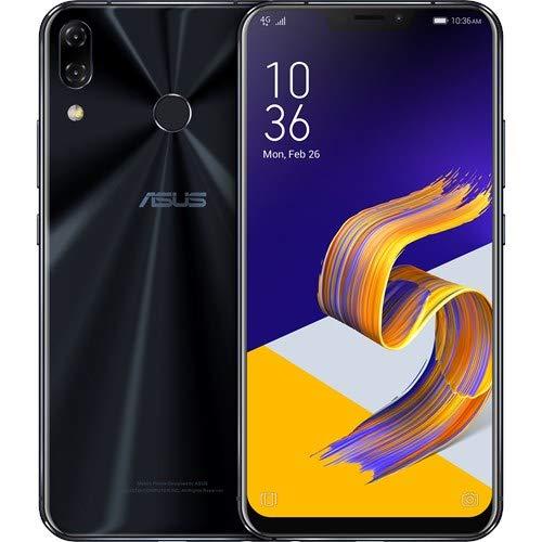 Asus ZenFone 5Z Smartphone da 64 GB ROM, 6 GB RAM, Dual Sim, Midnight Blu [Italia] - 1