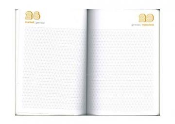 BE YOU. Diario Agenda Scuola Harry Potter Datato 2019/20 12 Mesi 13x18cm+Penna Colorata - 2