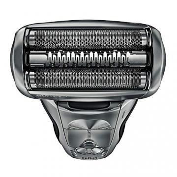 Braun Series 7 7898cc Rasoio Barba Elettrico a Lamina Wet&Dry da Uomo con Nuovo Motore AutoSense e Stazione di Pulizia Clean&Charge, Argento - 3