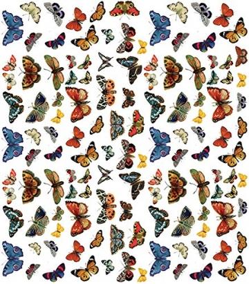 Craft Consortium Premium decoupage–Flutter delle farfalle - 2