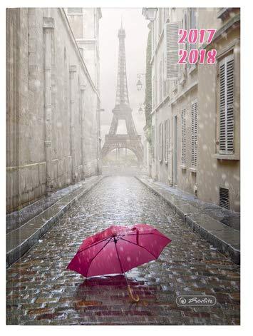 Diario scolastico Basic Flowers 2019/20, A5, calendario settimanale, 1 pezzo - 3