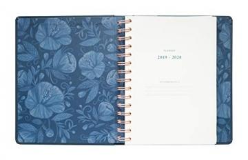 Erik® - Agenda Premium con Planner Settimanale 2019/2020, 17 mesi, 16,5x20 cm - Anna Rolskaya - 3