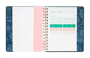 Erik® - Agenda Premium con Planner Settimanale 2019/2020, 17 mesi, 16,5x20 cm - Anna Rolskaya - 5