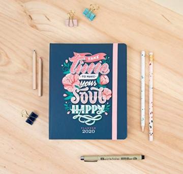 Erik® - Agenda Premium con Planner Settimanale 2019/2020, 17 mesi, 16,5x20 cm - Anna Rolskaya - 6