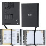 F.C. JUVENTUS - Agenda/Diario Scolastico Datato - 16 Mesi - Scuola 2019-20 Dimensioni 18,5x13,5 cm Circa - Pagine in Lingua Italiana Copertina Rigida - 1
