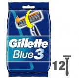 Gillette Blue3 rasoi Usa e Getta confezione da 12 - 1