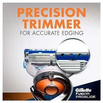 Gillette Fusion Proglide Lame per rasoi da uomo - 8 lame - 4