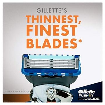 Gillette Fusion Proglide Lame per rasoi da uomo - 8 lame - 5
