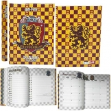 Harry Potter - Diario Agenda Scuola Datato 2019-20 - Prodotto Ufficiale - Dimensioni 14x20 cm circa Pagine in Lingua Italiana Copertina Imbottita - 1