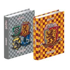 Harry Potter Diario cartonato non datato 13x17,7 ed. 2019/2020 - 1
