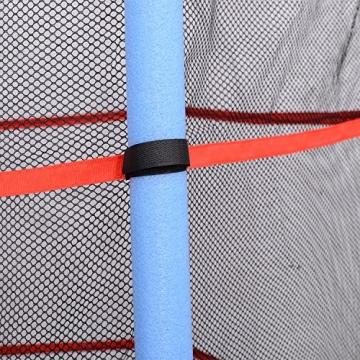 homcom Trampolino Elastico con Rete di Sicurezza Bambini Giardino Diametro 140cm - 7