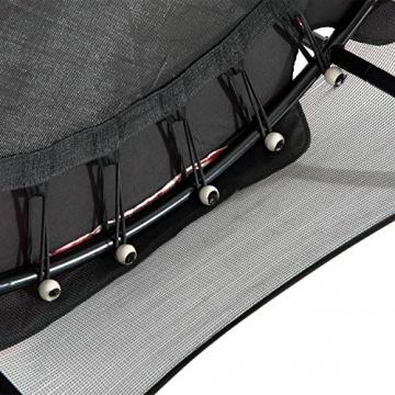 homcom Trampolino Elastico con Rete di Sicurezza Bambini Giardino Diametro 140cm - 8