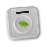 ISOTRONIC® Repellente per Cimici - Contro Le Cimici dei Letti e Acari - Anti-Acaro - Ultrasuoni per allontanare cimici - Alimentato a Batteria - Repellente per Insetti - 1