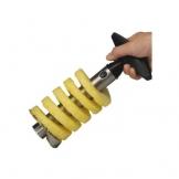 St@llion Accessorio per sbucciare, rimuovere il torsolo e tagliare l'ananas, in acciaio INOX - 1