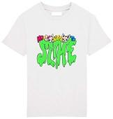 T-Shirt Maglietta -Me Contro Te- Slime- Replica Sofi e Lui 100% Cotone (9-11 Anni) - 1