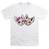 T-Shirt Me Contro Te Kira e Ray (6/8 Anni) - 1