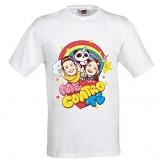 T-Shirt Mezza Manica Me Contro Te SOFI E Lui (7-8 Anni) - 1