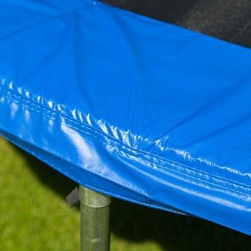 Ultrasport Rivestimento del bordo per trampolino da giardino, Blu, 305 cm - 2