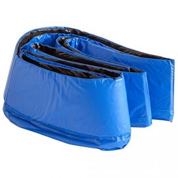 Ultrasport Rivestimento del bordo per trampolino da giardino, Blu, 305 cm - 6