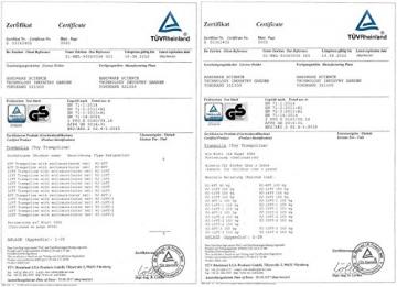 YELLOO YellooSport Trampolino Tappeto Elastico Giardino Salto Bambini Diametro 185 250 310 370 cm Certificato TUV GS Alta qualità (Diametro, 250 cm) - 7