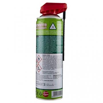 Zig Zag, Spaziotempo, Insetticida Multinsetto Spray per insetti striscianti e volanti, agisce istantaneamente, formato 500 ml - 6