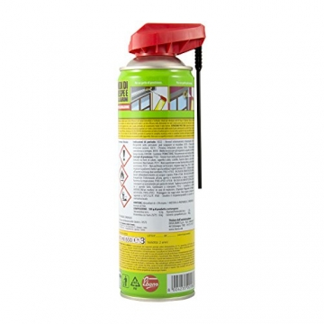 Zig Zag, Vespaio Precision, Insetticida Vespe spray ad azione immediata, con valvola a doppia erogazione, formato 400 ml - 2