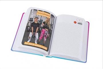 BE YOU. Diario Agenda Scuola Meme Datato 2019/2020 12 Mesi Standard 18x13 cm + Penna Colorata Omaggio - 2