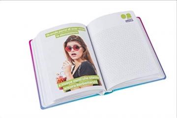 BE YOU. Diario Agenda Scuola Meme Datato 2019/2020 12 Mesi Standard 18x13 cm + Penna Colorata Omaggio - 3