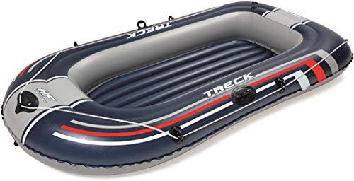 Bestway- 228x121x36 cm, Schlauchboot 61064 Hydro Force Raft 228 x 121 x 36 cm, Gommone, Multicolore, L, BW61064-19 - 1