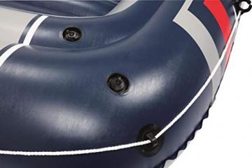 Bestway- Hydro-Force raft Set gommone, Colore Blu, 255x127x41 cm, 61068 - 17