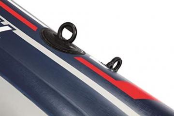 Bestway- Hydro-Force raft Set gommone, Colore Blu, 255x127x41 cm, 61068 - 18