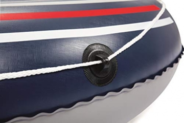 Bestway- Hydro-Force raft Set gommone, Colore Blu, 255x127x41 cm, 61068 - 21