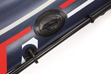 Bestway- Hydro-Force raft Set gommone, Colore Blu, 255x127x41 cm, 61068 - 28