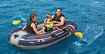 Bestway- Hydro-Force raft Set gommone, Colore Blu, 255x127x41 cm, 61068 - 3