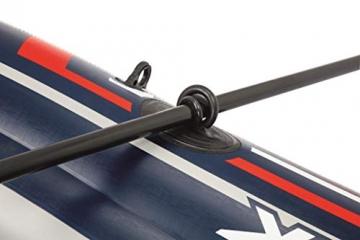 Bestway- Hydro-Force raft Set gommone, Colore Blu, 255x127x41 cm, 61068 - 30
