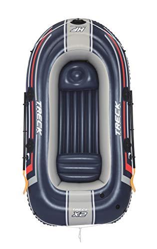 Bestway- Hydro-Force raft Set gommone, Colore Blu, 255x127x41 cm, 61068 - 31