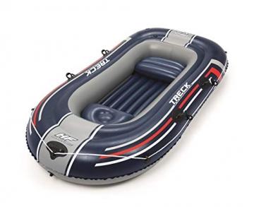 Bestway- Hydro-Force raft Set gommone, Colore Blu, 255x127x41 cm, 61068 - 33