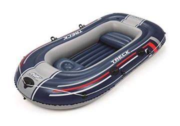Bestway- Hydro-Force raft Set gommone, Colore Blu, 255x127x41 cm, 61068 - 34