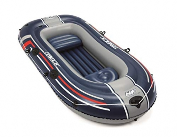 Bestway- Hydro-Force raft Set gommone, Colore Blu, 255x127x41 cm, 61068 - 35