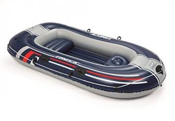 Bestway- Hydro-Force raft Set gommone, Colore Blu, 255x127x41 cm, 61068 - 37