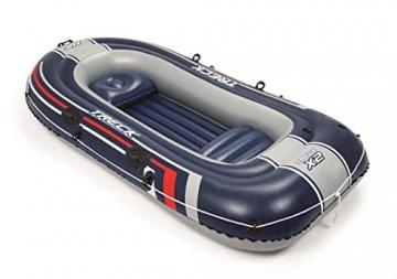 Bestway- Hydro-Force raft Set gommone, Colore Blu, 255x127x41 cm, 61068 - 38