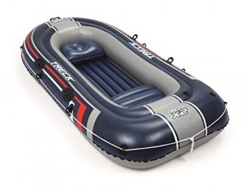 Bestway- Hydro-Force raft Set gommone, Colore Blu, 255x127x41 cm, 61068 - 39