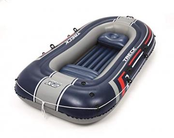 Bestway- Hydro-Force raft Set gommone, Colore Blu, 255x127x41 cm, 61068 - 40
