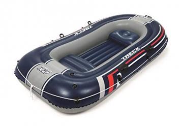 Bestway- Hydro-Force raft Set gommone, Colore Blu, 255x127x41 cm, 61068 - 41