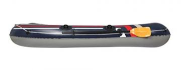 Bestway- Hydro-Force raft Set gommone, Colore Blu, 255x127x41 cm, 61068 - 42