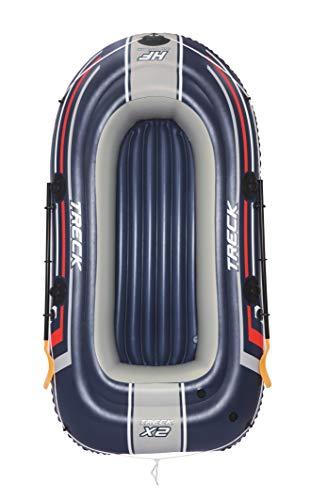 Bestway- Hydro-Force raft Set gommone, Colore Blu, 255x127x41 cm, 61068 - 43